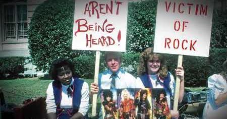 1980s: PARENTAL ADVISORY