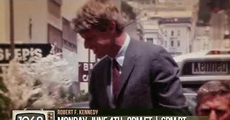 Decades Presents 1968: Robert F. Kennedy