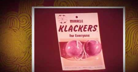 1970s: KLACKER TOY