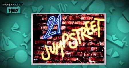 1980s: 21 JUMP STREET