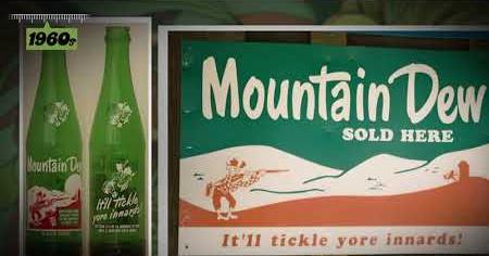 1960s: MOUNTAIN DEW