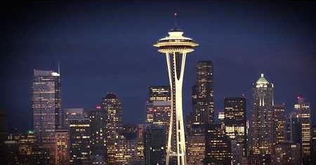 1960s: SPACE NEEDLE