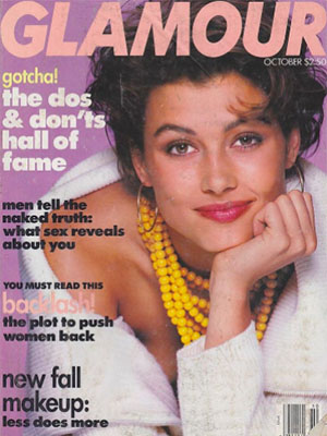 A Look Back At Glamour S Iconic Cover Girls