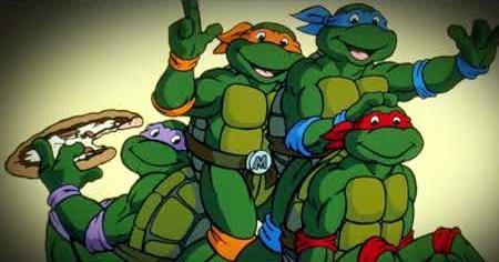 1980s: Teenage Mutant Ninja Turtles