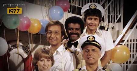 1970s: THE LOVE BOAT