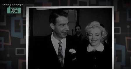 1950s: MONROE DIMAGGIO
