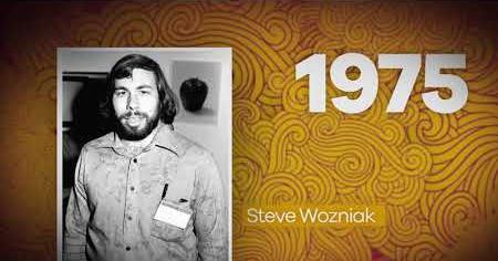 1970s: APPLE I COMPUTER