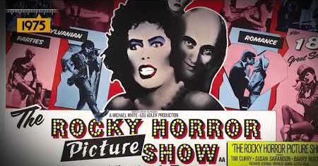 1970s: ROCKY HORROR PICTURE SHOW