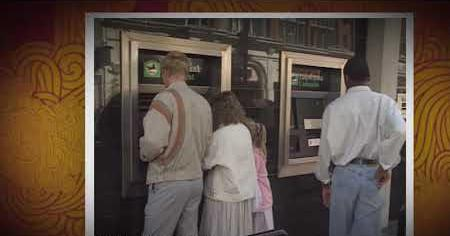 1970s: FIRST ATM