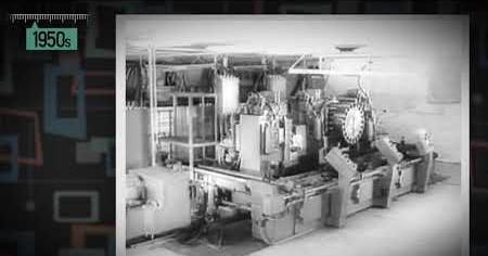 1950s: AUTOMATIC FACTORY