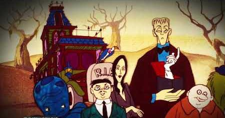 1970s: CARTOON SITCOMS