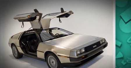 1980s: DELOREAN