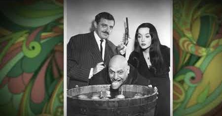 1960s: THE ADDAMS FAMILY & THE MUNSTERS
