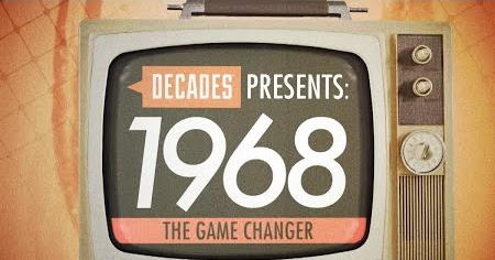 Decades Presents 1968: The Game Changer