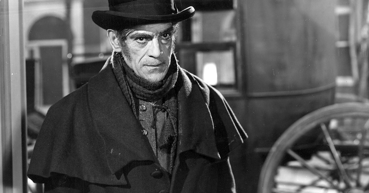 9 facts about Boris Karloff that show he was more than a monster