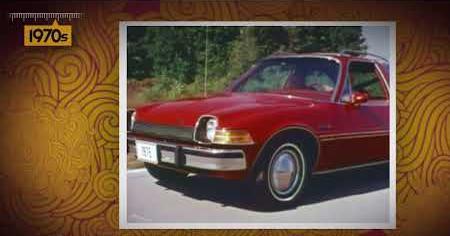 1970s: AMC PACER
