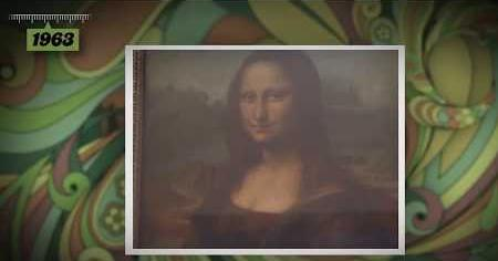 1960s: MONA LISA IN USA