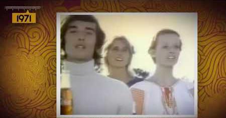 1970s: I'D LIKE TO TEACH THE WORLD