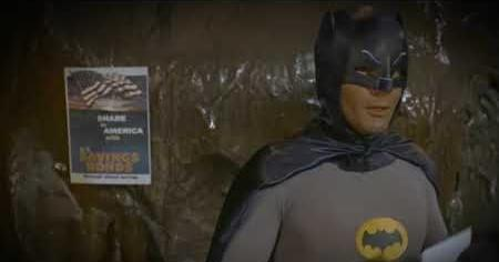 1960s: BATMAN SAVINGS BOND