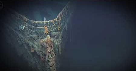 1980s: TITANIC DISCOVERED