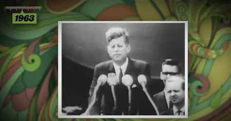 1960s: JFK VISITS WEST BERLIN