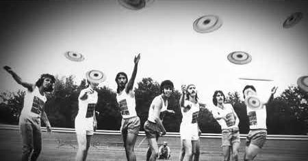 1950s: FRISBEE