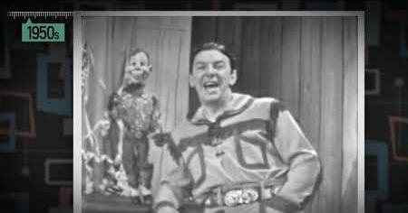 1950s: HOWDY DOODY