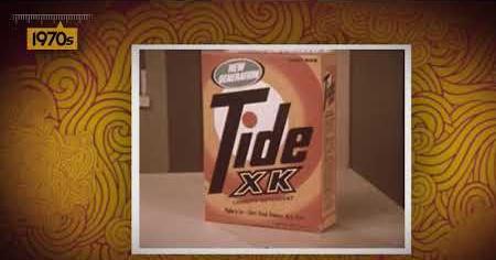 1970s: TIDE XK