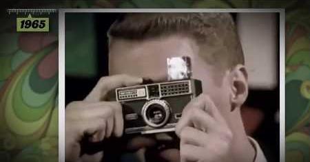 1960s: KODAK FLASHCUBE