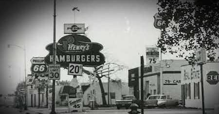 1950s: BURGER CHAINS