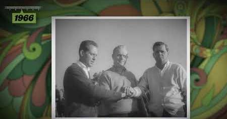 1960s: NICKLAUS WINS MASTERS