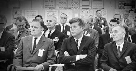 1960s: JFK MOON CHALLENGE