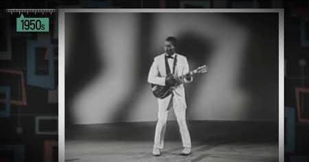 1950s: CHUCK BERRY