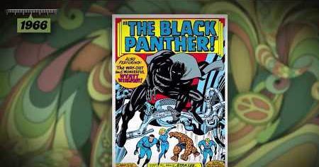 1960s: BLACK PANTHER