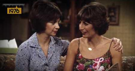 1970s: LAVERNE AND SHIRLEY