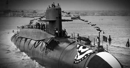 1950s: NUCLEAR SUB
