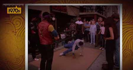1970s: BREAKDANCING