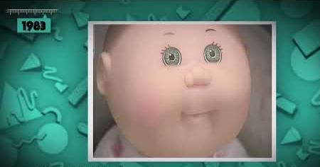 1980s: CABBAGE PATCH KIDS