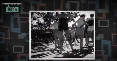 1950s: BONGO BOARD