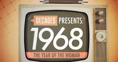 Decades Presents 1968: Year of the Woman