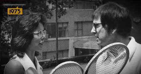 1970s: BATTLE OF THE SEXES