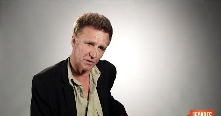 John Waite Talks