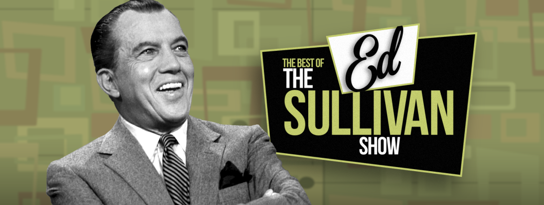 Image of: Rising Sun The Best Of The Ed Sullivan Show Decades Shows