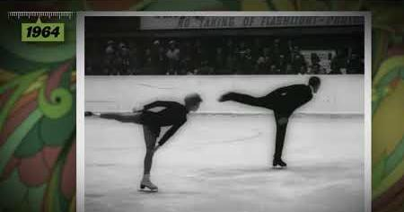 1960s: 1964 WINTER OLYMPICS