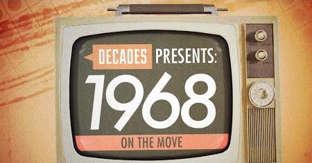 Decades Presents 1968: On the Move