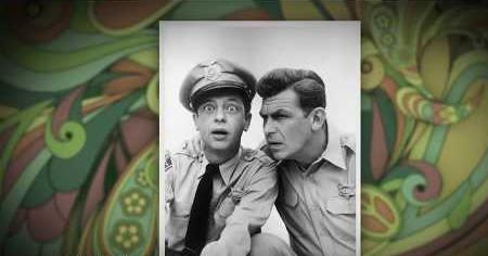1960s: THE ANDY GRIFFITH SHOW