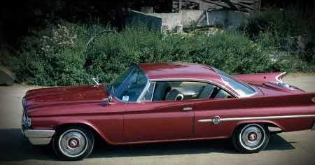 1950s: CAR FINS
