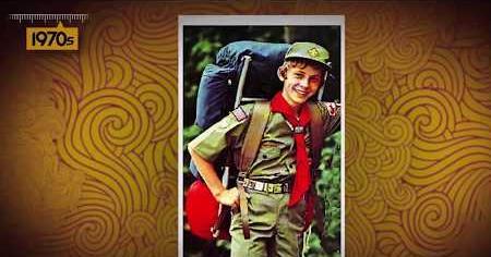 1970s: BOY SCOUTS