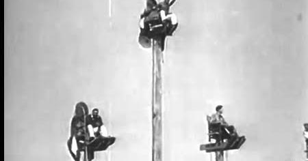 Retrospectacle: Flagpole Sitting