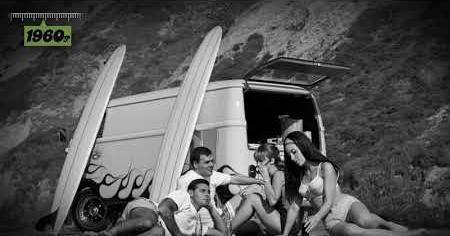1960s: SURFING